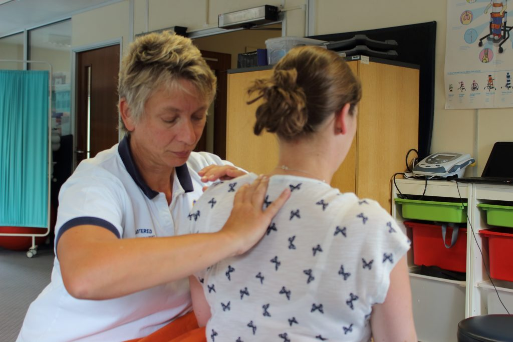 New Lead Physiotherapist joins the Centre