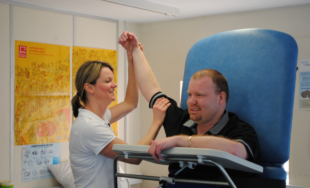 Physiotherapy starts at NMC Midlands